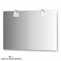 Зеркало со светильниками Ellux Laguna 110х75см