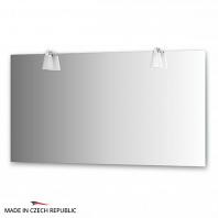 Зеркало со светильниками Ellux Laguna 140х75см