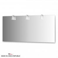 Зеркало со светильниками Ellux Laguna 160х75см