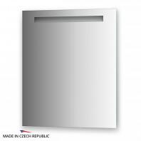 Зеркало со встроенным светильником Ellux Linea Led 60х70см