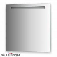 Зеркало со встроенным светильником Ellux Linea Led 70х70см