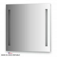 Зеркало со встроенными светильниками Ellux Linea Led 70х70см