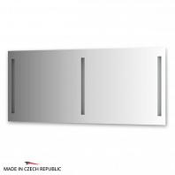 Зеркало со встроенными светильниками Ellux Linea Led 160х70см