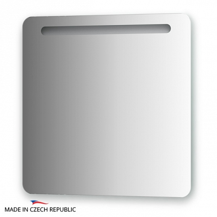Зеркало со встроенным светильником Ellux Linea Led 70х70см LIN-B1 9303