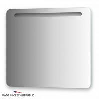 Зеркало со встроенным светильником Ellux Linea Led 80х70см