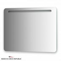 Зеркало со встроенным светильником Ellux Linea Led 90х70см