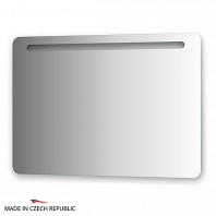 Зеркало со встроенным светильником Ellux Linea Led 100х70см