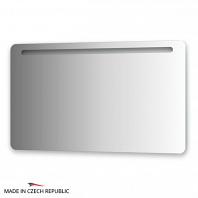 Зеркало со встроенным светильником Ellux Linea Led 120х70см