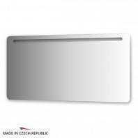 Зеркало со встроенным светильником Ellux Linea Led 140х70см