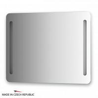 Зеркало со встроенными светильниками Ellux Linea Led 90х70см