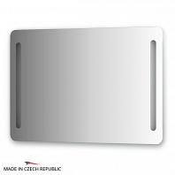 Зеркало со встроенными светильниками Ellux Linea Led 100х70см