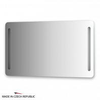 Зеркало со встроенными светильниками Ellux Linea Led 120х70см