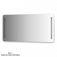 Зеркало со встроенными светильниками Ellux Linea Led 140х70см