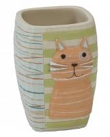 Стакан для зубной пасты Creative Bath Meow