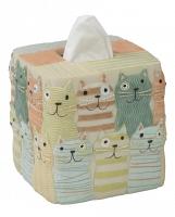 Бокс для салфеток (салфетница) Creative Bath Meow