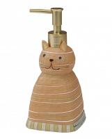 Дозатор для жидкого мыла Creative Bath Meow