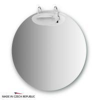 Зеркало со светильником Ellux Mode 65x65см