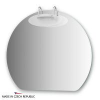 Зеркало со светильником Ellux Mode 80х70см