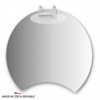 Зеркало со светильником Ellux Mode 90х80см
