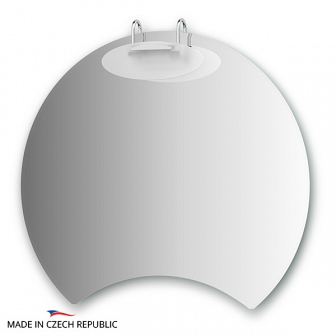 Зеркало со светильником Ellux Mode 90х80см MOD-B1 0447