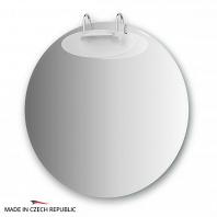 Зеркало со светильником Ellux Mode 70x70см