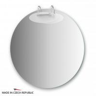 Зеркало со светильником Ellux Mode 80x80см
