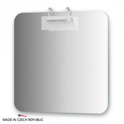 Зеркало со светильником Ellux Mode 75х75см MOD-C1 0018