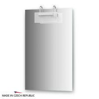 Зеркало со светильником Ellux Mode 50х80см