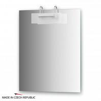 Зеркало со светильником Ellux Mode 60х75см