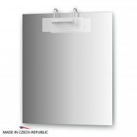 Зеркало со светильником Ellux Mode 65х75см