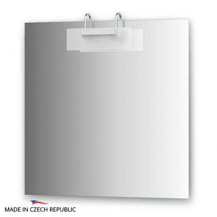 Зеркало со светильником Ellux Mode 75х75см MOD-D1 0210