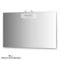 Зеркало со светильником Ellux Mode 120х75см