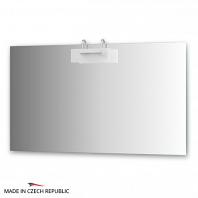 Зеркало со светильником Ellux Mode 130х75см