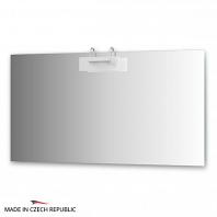 Зеркало со светильником Ellux Mode 140х75см