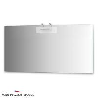 Зеркало со светильником Ellux Mode 150х75см