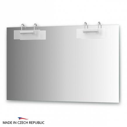 Зеркало со светильниками Ellux Mode 120х75см MOD-D2 0215