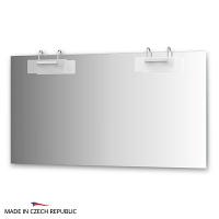 Зеркало со светильниками Ellux Mode 140х75см