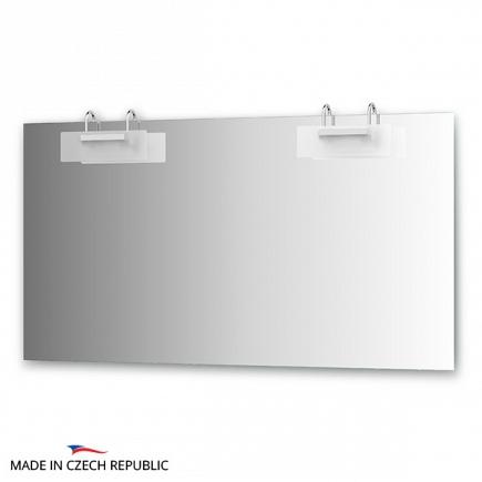 Зеркало со светильниками Ellux Mode 140х75см MOD-D2 0217