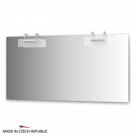 Зеркало со светильниками Ellux Mode 150х75см