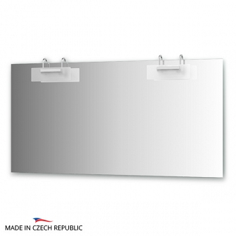 Зеркало со светильниками Ellux Mode 150х75см MOD-D2 0218