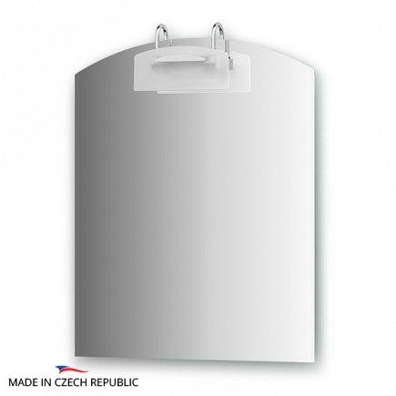 Зеркало со светильником Ellux Mode 60х75см MOD-E1 0402