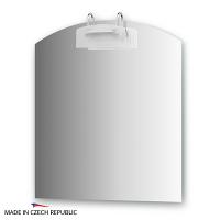 Зеркало со светильником Ellux Mode 70х80см