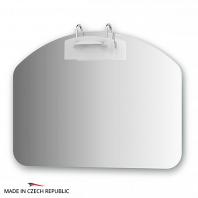 Зеркало со светильником Ellux Mode 80х60см