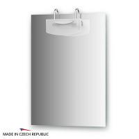 Зеркало со светильником Ellux Mode 50х70см