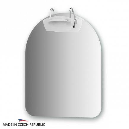 Зеркало со светильником Ellux Mode 55х70см MOD-G1 0002