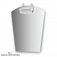 Зеркало со светильником Ellux Mode 55х70см