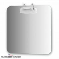 Зеркало со светильником Ellux Mode 75х75см
