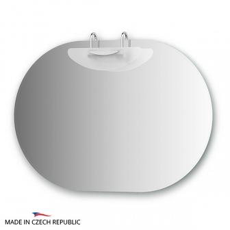 Зеркало со светильником Ellux Mode 90х64см MOD-J1 0008