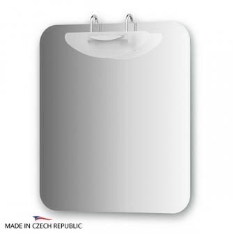 Зеркало со светильником Ellux Mode 60х70см MOD-J1 0038