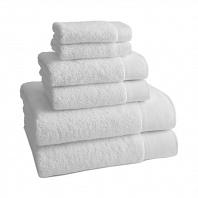 Полотенце для пальцев Kassatex Napa White